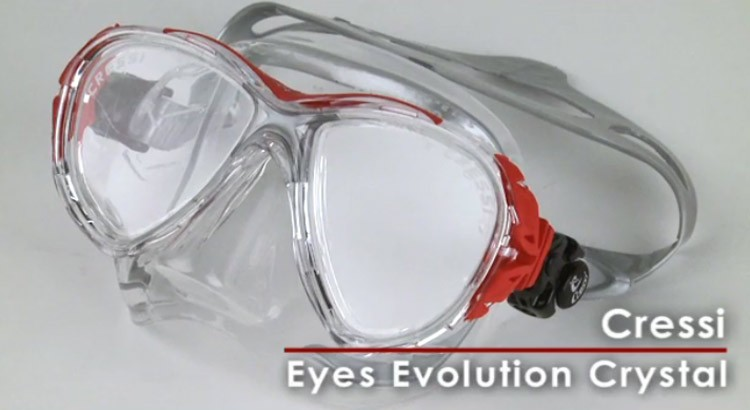 Play video Eyes Evolution Crystal