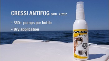 Play video Anti-fog Spray