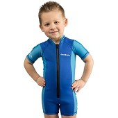 Kids Swimsuit - Short Sleeve