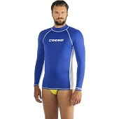 Rash Guard Adult Long Sleeve