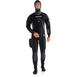 DESERT Dry Suit with Liquid Seal Technology