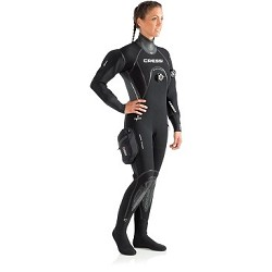 DESERT Lady Dry Suit with Liquid Seal Technology