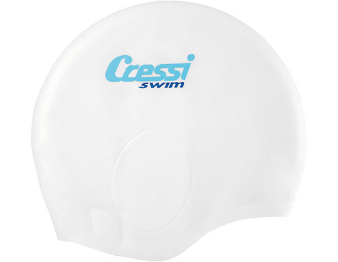 Swimming cap lycra