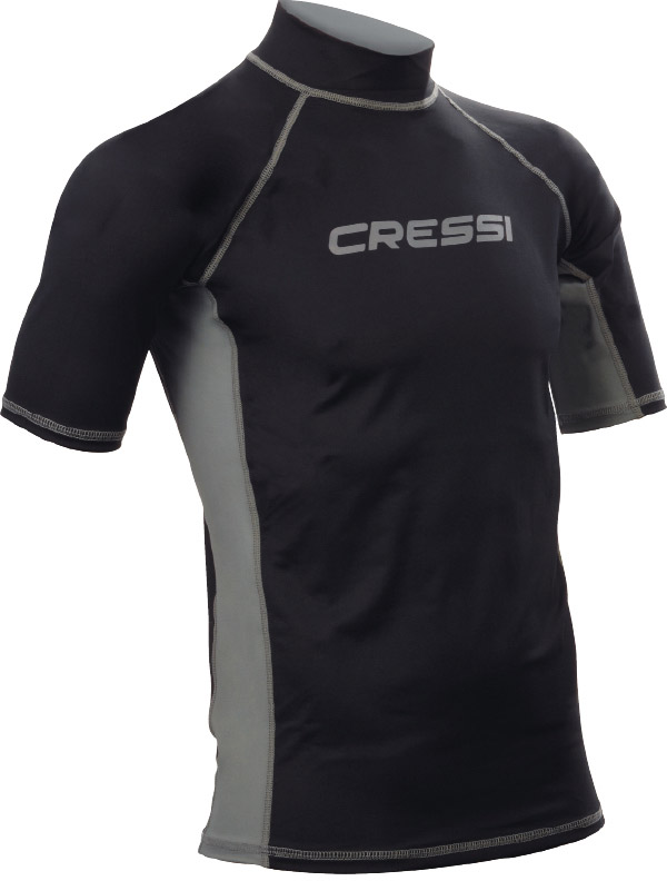 Rash Guard Adult Short Sleeve - Man