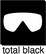 ScubaSnorkMask MaskTotalBlack1W