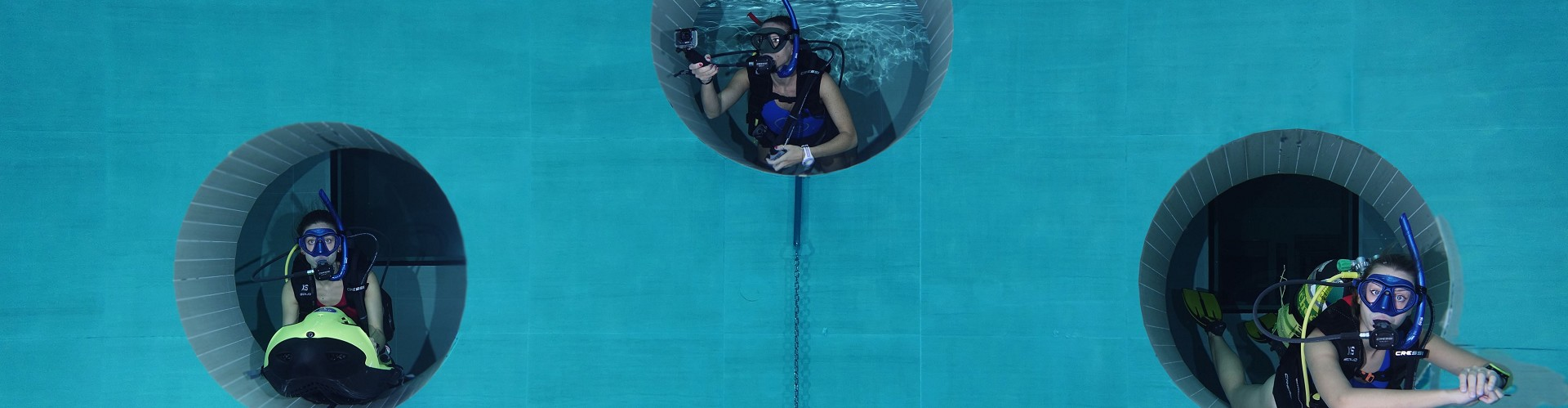 Y-40 The World's deepest pool