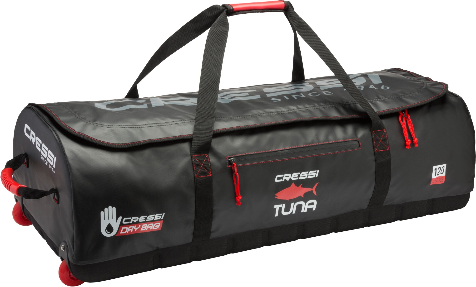 TUNA with wheels oversized bag