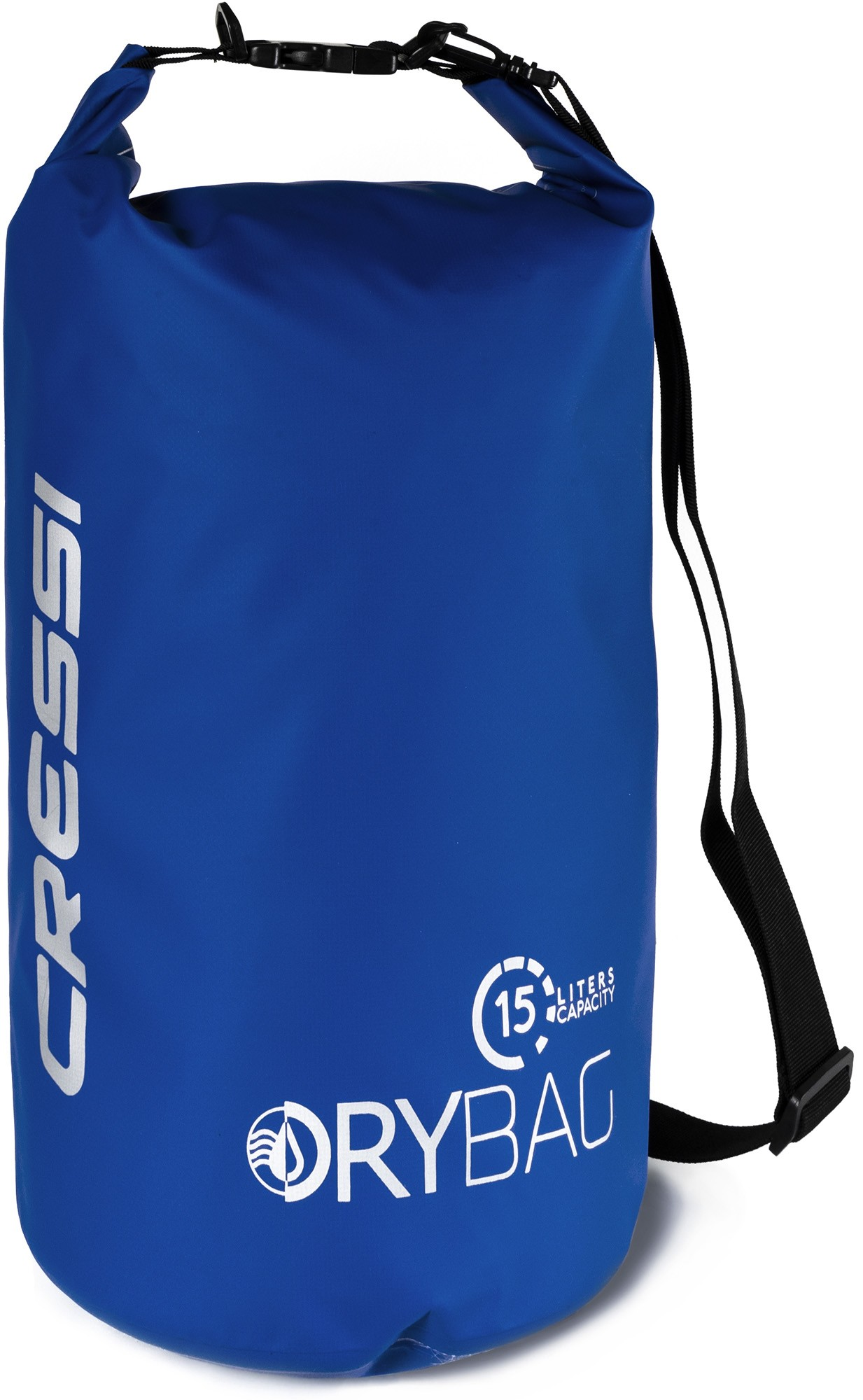 Cressi Dry Back Pack Waterproof Bag//Backpack for Sports Activities