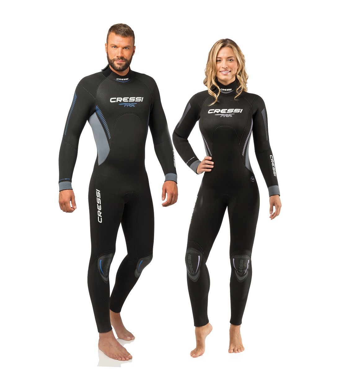 FAST Man Wetsuit 7 mm