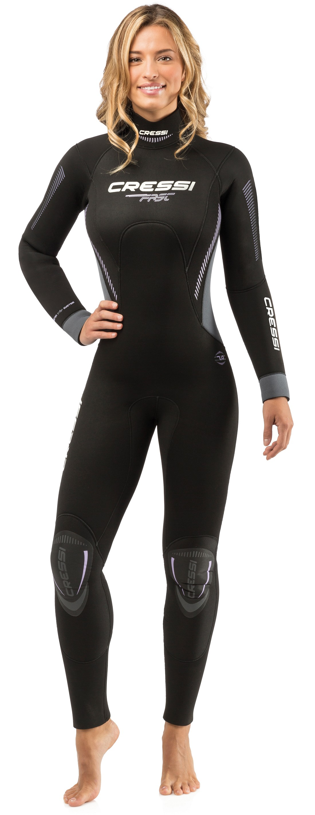 FAST lady Wetsuit 7 mm