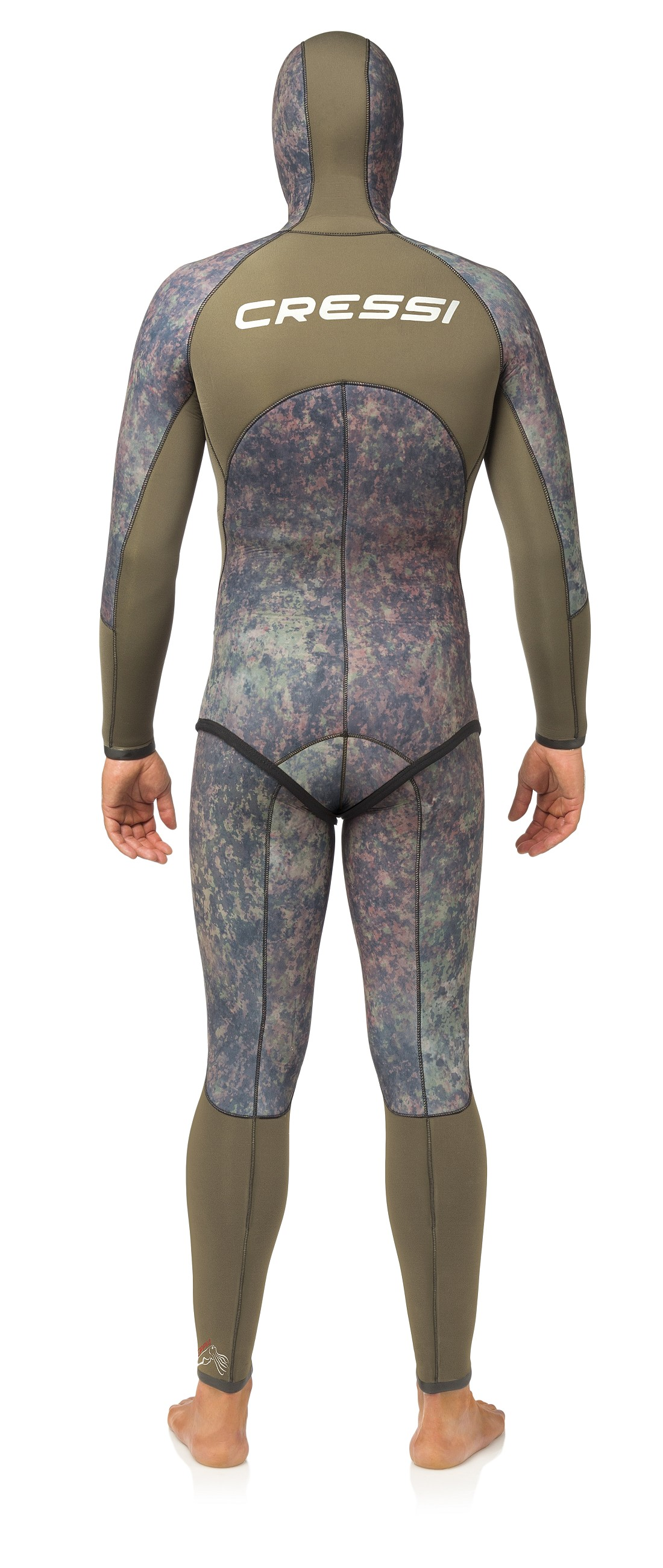 Seppia Man wetsuit available in: 3.5 mm, 5 mm, 7 mm
