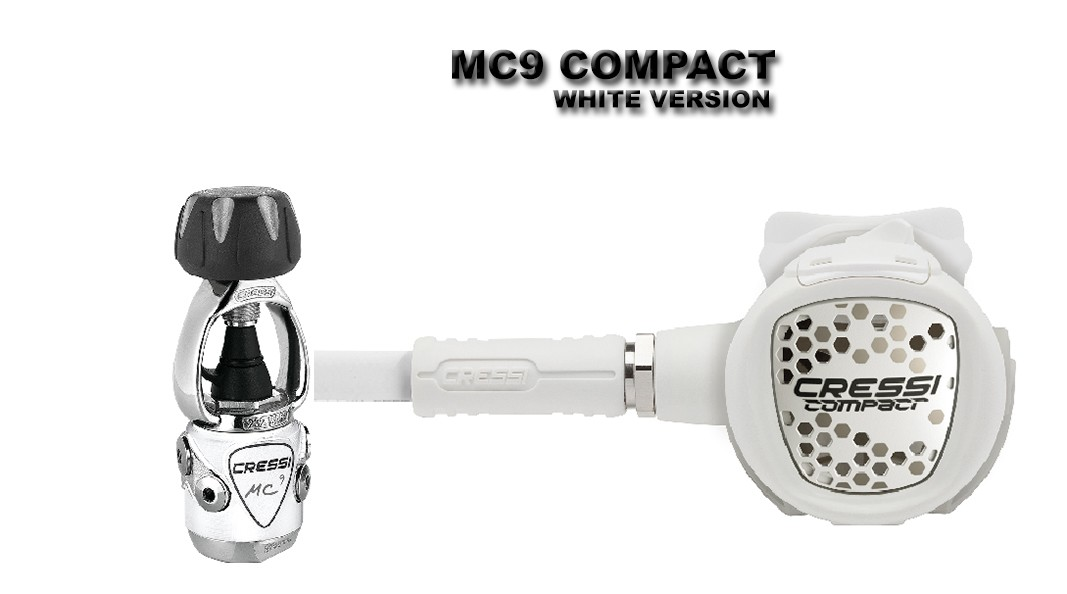 MC9 Compact White Version