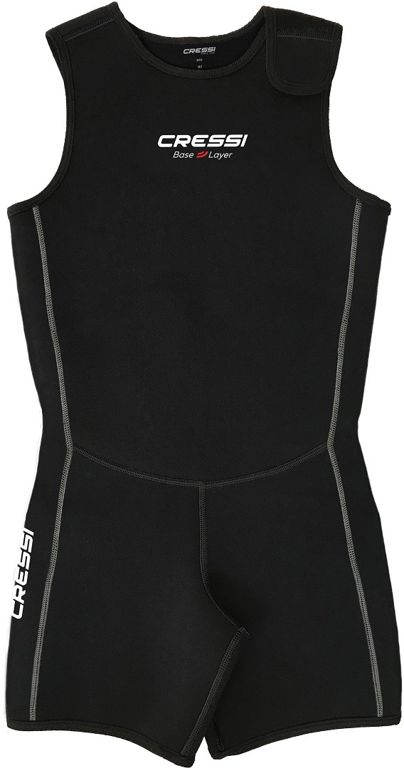 Base Layer Short Vest men